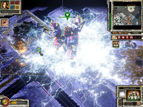Strategiespiel Command & Conquer – Alarmstufe Rot 3: Omega-Schockwelle