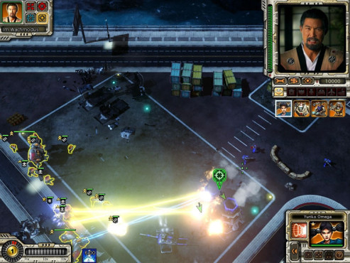 Strategiespiel Command & Conquer – Alarmstufe Rot 3: Infanterie