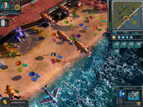 Strategiespiel Command & Conquer – Alarmstufe Rot 3: Zeppelin