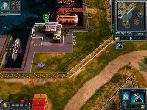 Strategiespiel Command & Conquer – Alarmstufe Rot 3: Auge