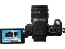 Panasonic Lumix DMC-G1: Bildschirm