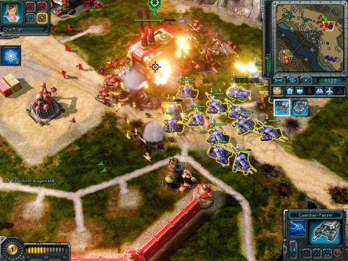 Strategiespiel Command & Conquer – Alarmstufe Rot 3: Gefecht