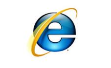 Logo des Internet Explorers 7