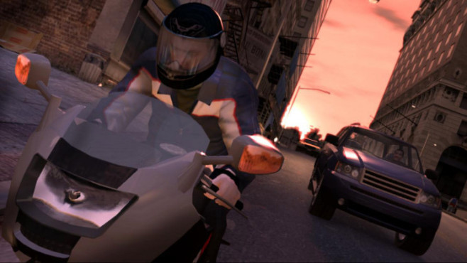 New Xbox Experience (NXE): Grand Theft Auto 4
