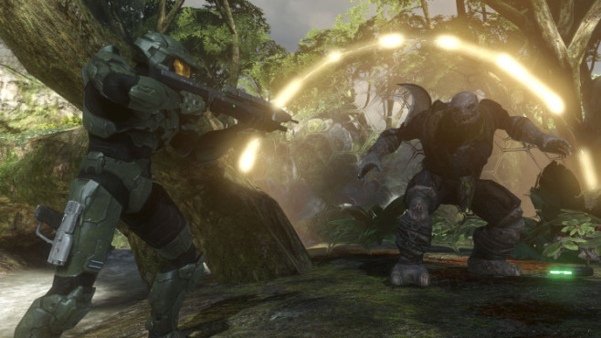 New Xbox Experience (NXE): Halo 3