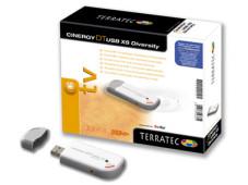 Terratec Cinergy DT USB XS Diversity TV aus dem USB-Stift:Terratec Cinergy DT USB XS Diversity