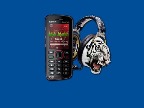 The Nokia 5220 XpressMusic