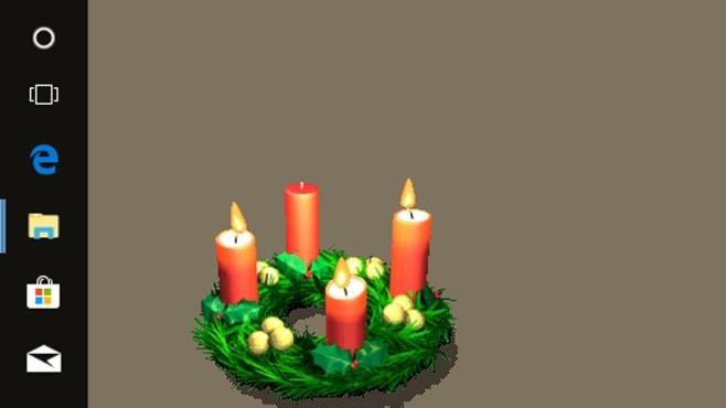 Adventskranz: Adventstage feiern ©COMPUTER BILD
