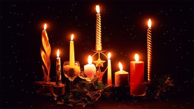 Candles Screensaver: Kerzenschein für zwischendurch ©COMPUTER BILD