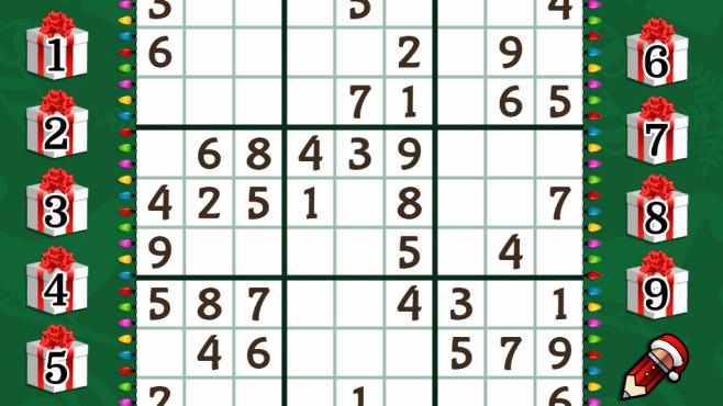 Christmas Sudoku: Weihnachtlich knobeln ©COMPUTER BILD