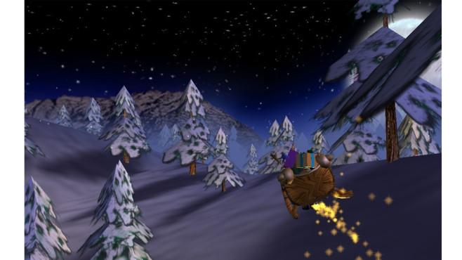 Nikolaus Express 3: Nikolaus auf Tour begleiten ©COMPUTER BILD