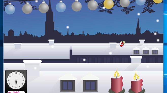 Pinch ol'Santa: Geschenke stibitzen ©COMPUTER BILD