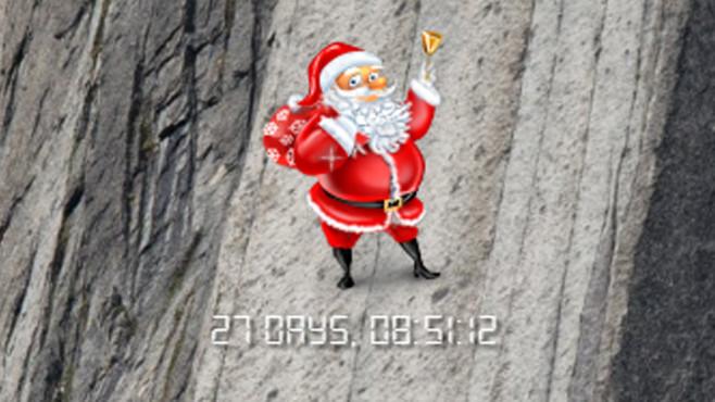 "Santa Countdown: Wartezeit ""verkürzen"" ©COMPUTER BILD"