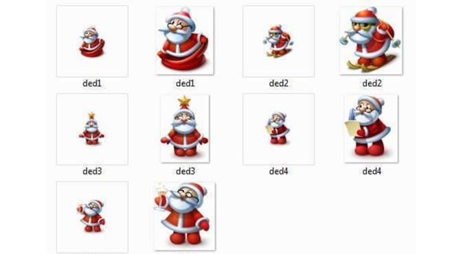 Santa's Set: Programme und Webseite verschönern ©COMPUTER BILD