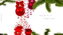 nfsXmasReflection: Weihnachtsschmuck mit Spiegelungen©COMPUTER BILD