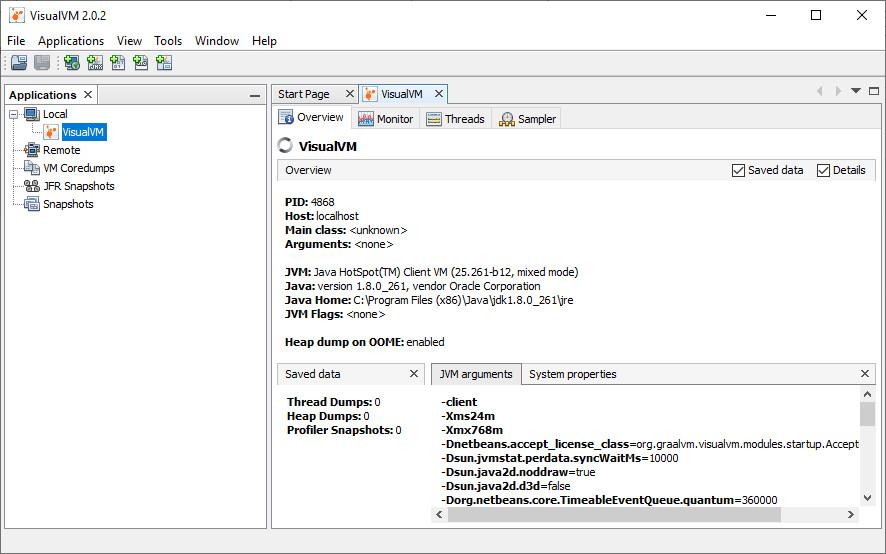 Screenshot 1 - JDK (Java Development Kit, 32 Bit)
