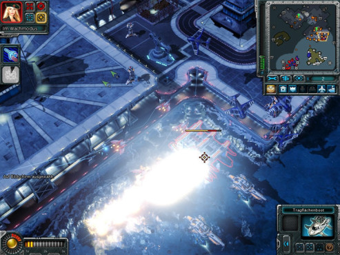 Strategiespiel Command & Conquer – Alarmstufe Rot 3: Flotte