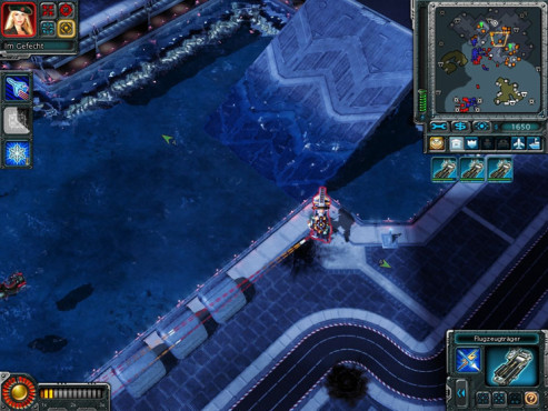 Strategiespiel Command & Conquer – Alarmstufe Rot 3: Rampe