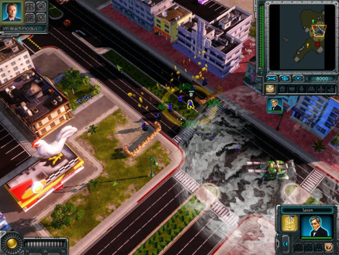 Strategiespiel Command & Conquer – Alarmstufe Rot 3: Barriere