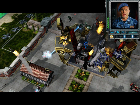 Strategiespiel Command & Conquer – Alarmstufe Rot 3: Kampagne