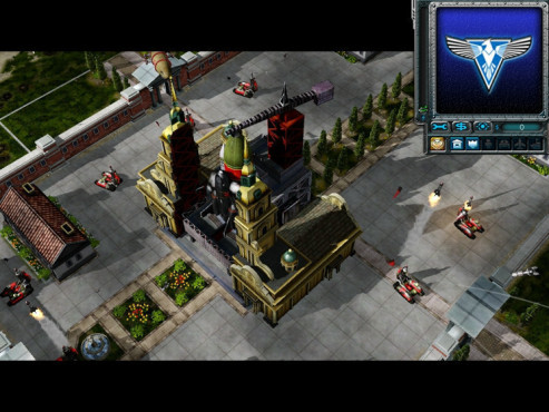 Strategiespiel Command & Conquer – Alarmstufe Rot 3: Shuttle