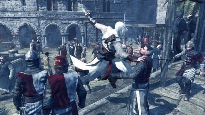 Actionspiel Assassin's Creed: Angriff