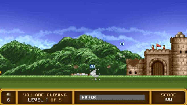 Castle Smashers ©Donut Games