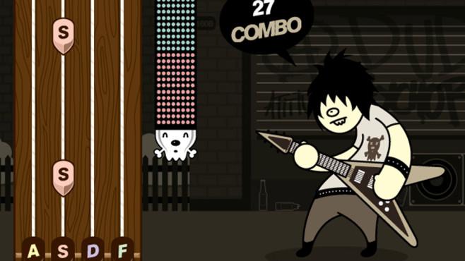 Guitar Geek ©Armor Games