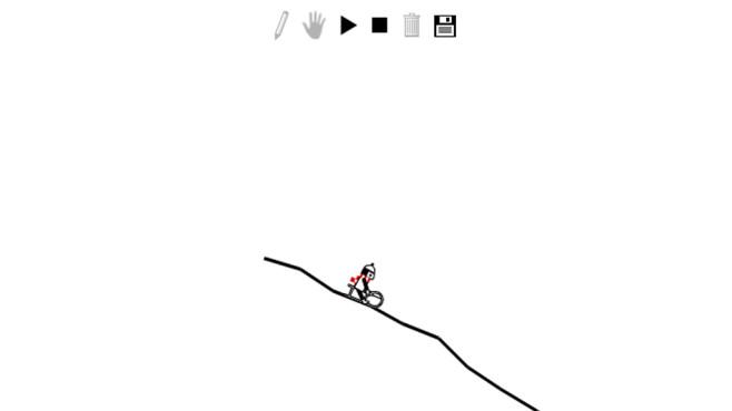 Line Rider ©Spielekarussell