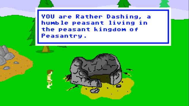 Peasant's Quest ©Homestarrunner