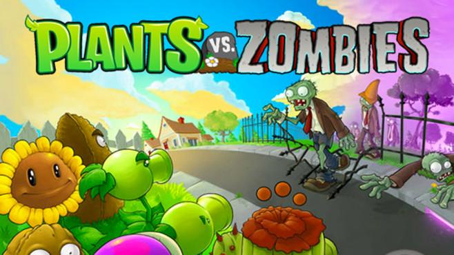 Plants vs. Zombies ©Popcap