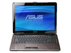 Asus N80VN - Multimedia-Notebook