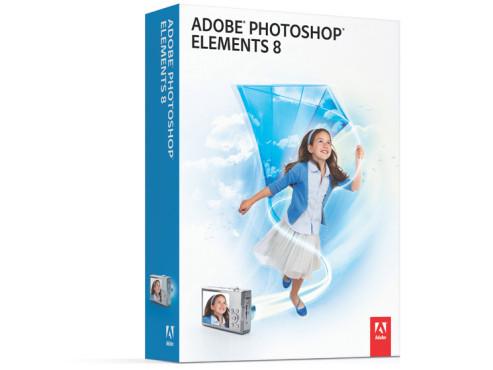 Adobe Photoshop Elements 8: Bildbearbeitungs-Programm