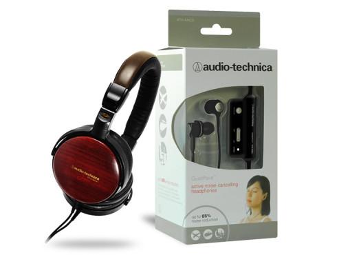Audio Technica ATH-ANC3 und ATH-ESW10: Kopfhörer