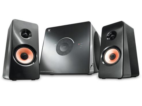 Bazoo Merlin Touch 2.1: Soundsystem