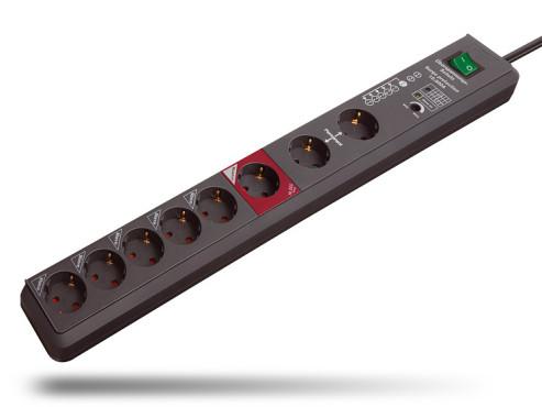 Brennenstuhl Secure-Tec Automatiksteckdosenleiste 15000 A