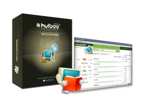 Desktop Professional: Datei-Suchprogramm von Hulbee