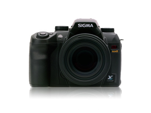 Sigma SD15: Digitale Spiegelreflexkamera