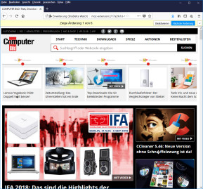 SiteDelta Watch für Firefox