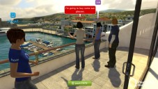 Playstation Home: Balkon