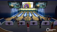 Playstation Home: Bowling
