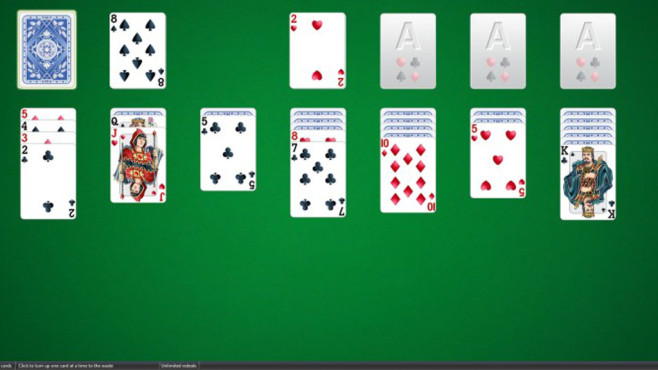 123 Free Solitaire 2009 © TreeCardGames