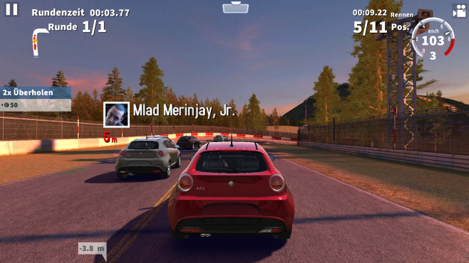 GT Racing 2 – The Real Car Experience ©Gameloft