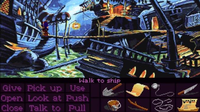 Monkey Island 2: LeChuck's Revenge ©Lucasfilm Games