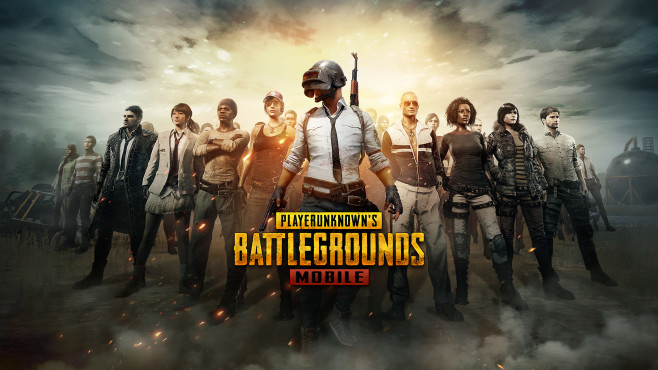 PUBG Mobile © Tencent Games