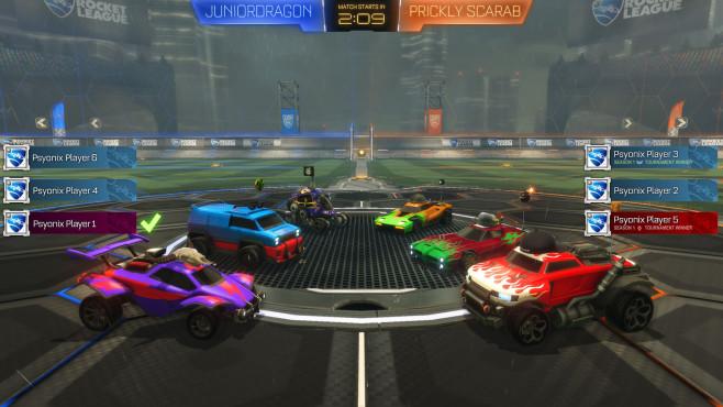 Rocket League ©Epic Games