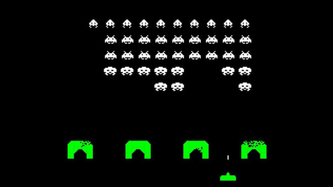 Space Invaders © CyberiaPC.com