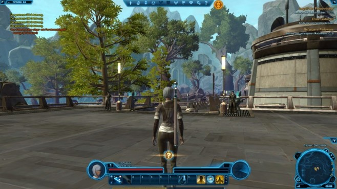 Star Wars: The Old Republic © LucasArts