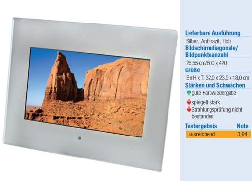Hama Digitaler Bilderrahmen 10.2