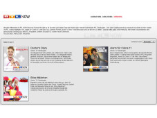 RTL-Serien im iTunes Store